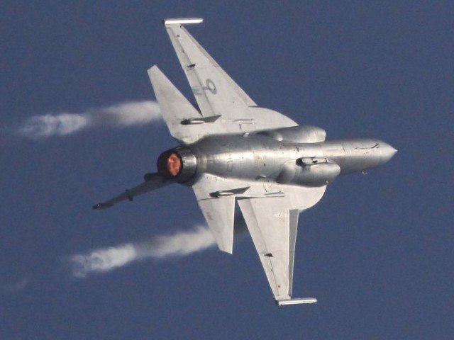 Test provides fighter jet extraordinary day and night capability to engage variety of targets with pinpoint accuracy. PHOTO: PPI/FILE
