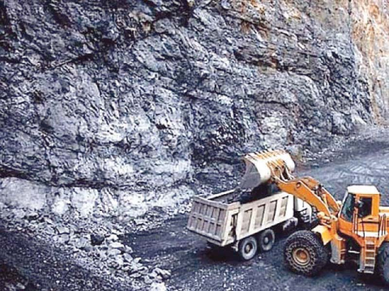 The mine-mouth power plant would produce electricity at a 30-year levellised tariff of 11 US cents per unit (or Rs13 per kilowatt) … the share of power from coal-fired projects is set to increase to 11% in the near future. PHOTO: FILE