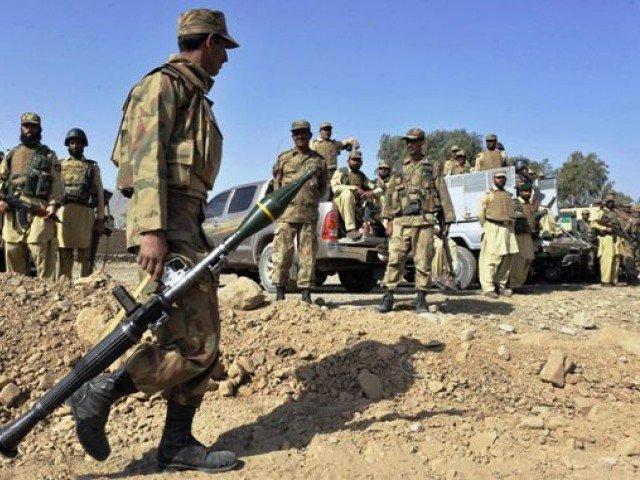 Masih remembers non-Muslim servicemen who fought wars for Pakistan . PHOTO: FILE