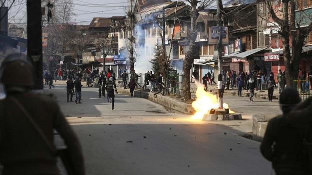 Indian-pccupied Kashmir. PHOTO: AFP