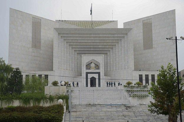 Supreme Court. PHOTO: AFP