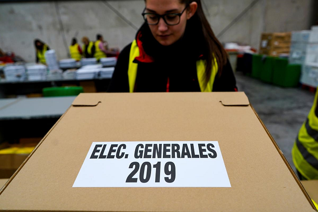 At least five parties from across the political spectrum have a chance of being in government. PHOTO: REUTERS