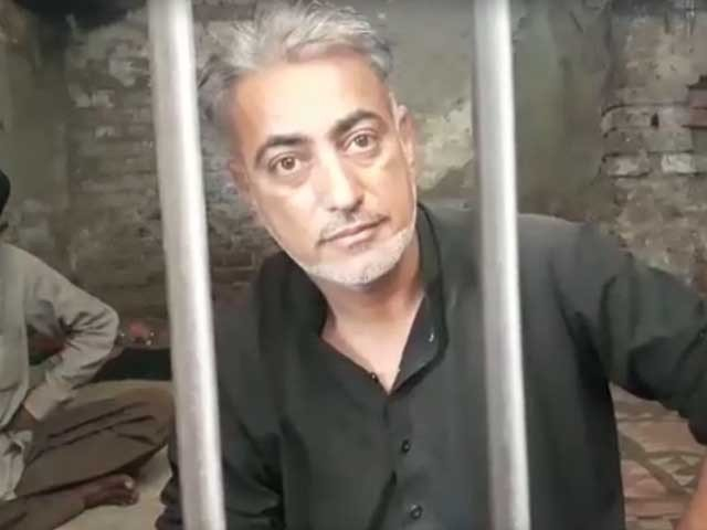 Dr Muzaffar denies charges against him and accuses Sindh Health Care Commission of incompetence. PHOTO: EXPRESS