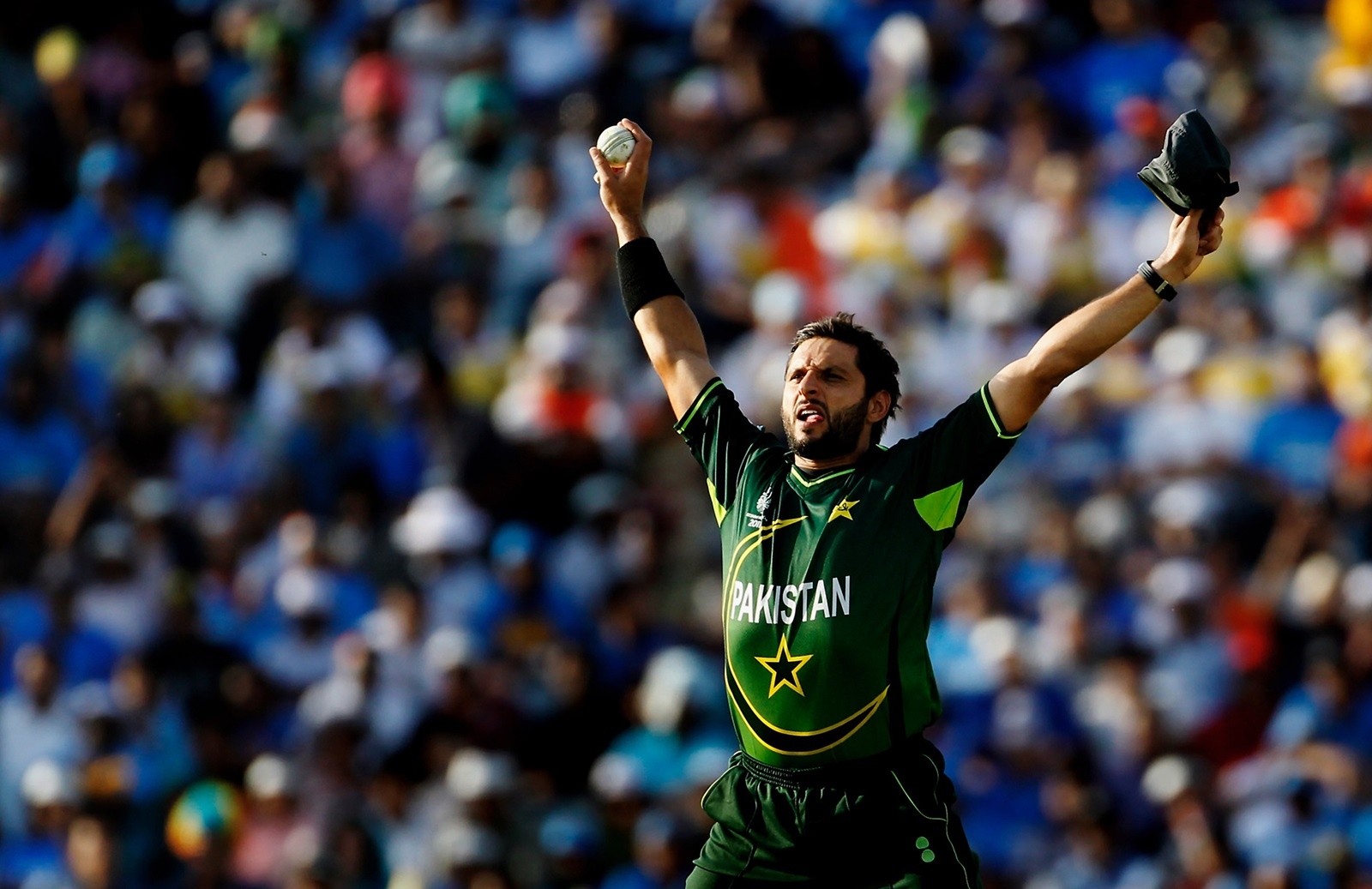 Former Pakistan Cricket Team Captain Shahid Khan Afridi. PHOTO: FILE PHOTO