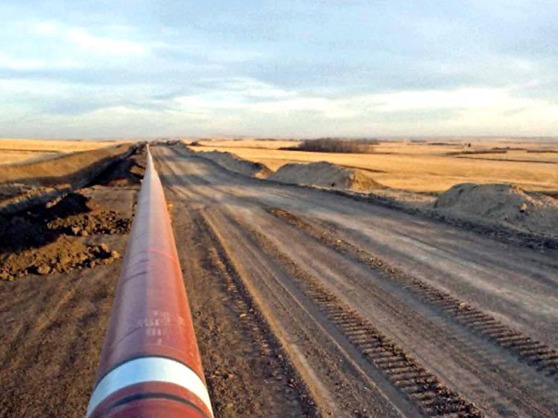 Some of the import projects being handled by ISGS include Iran-Pakistan gas pipeline, Turkmenistan-Afghanistan-Pakistan-India gas pipeline, North-South gas pipeline and an offshore gas pipeline. PHOTO: FILE