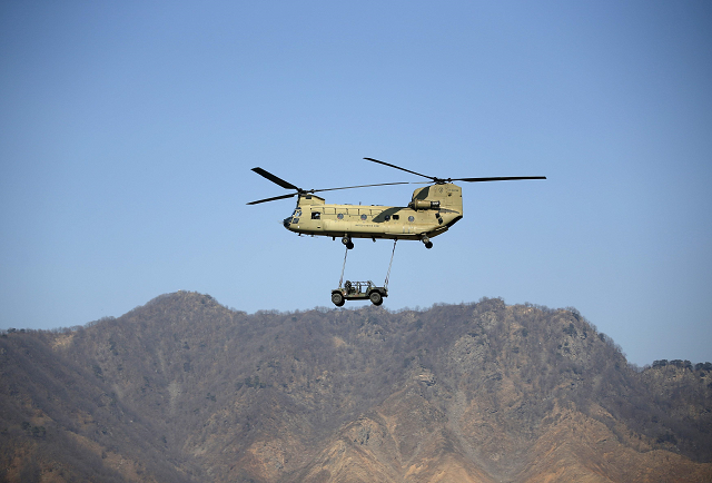 Both Afghan and US personnel were injured but all are stable and expected to recover. PHOTO: REUTERS