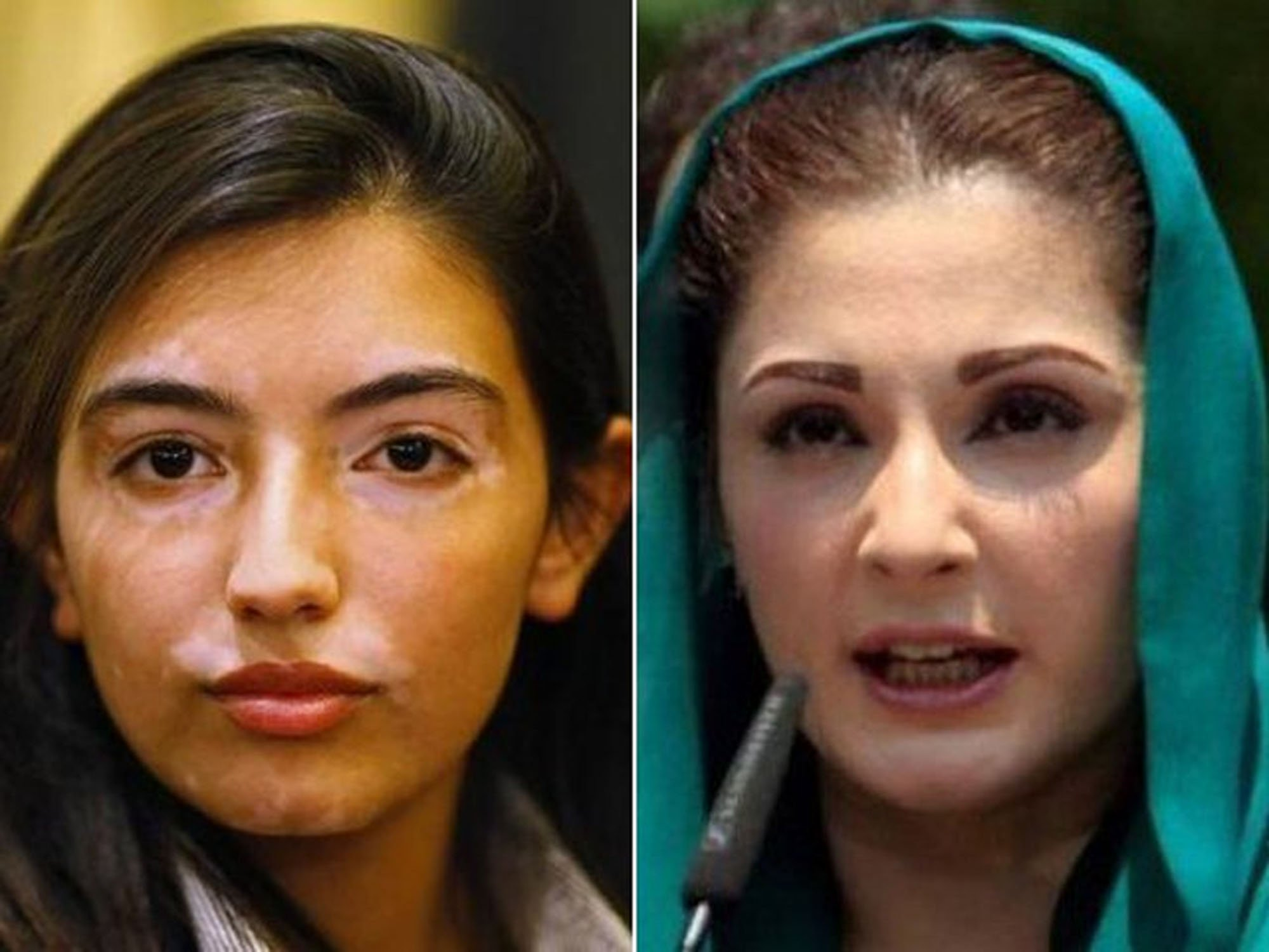 Aseefa Bhutto says Zardar's arrest will not silence the voice of truth. FILE PHOTOS