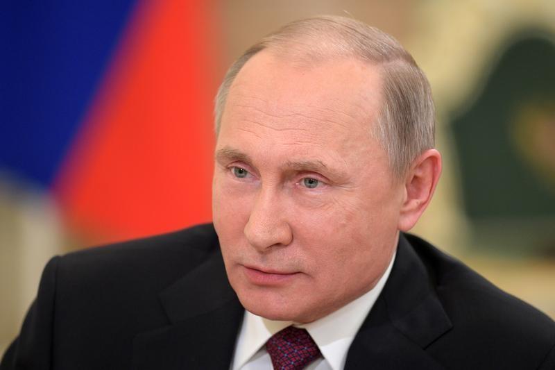 Russian President Vladimir Putin. PHOTO: REUTERS