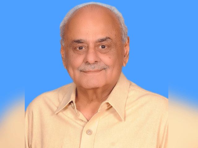 Interior Minister Brigadier (retd) Ijaz Ahmed Shah. PHOTO: EXPRESS