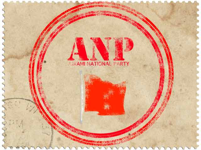 Awami National Party. PHOTO: FILE
