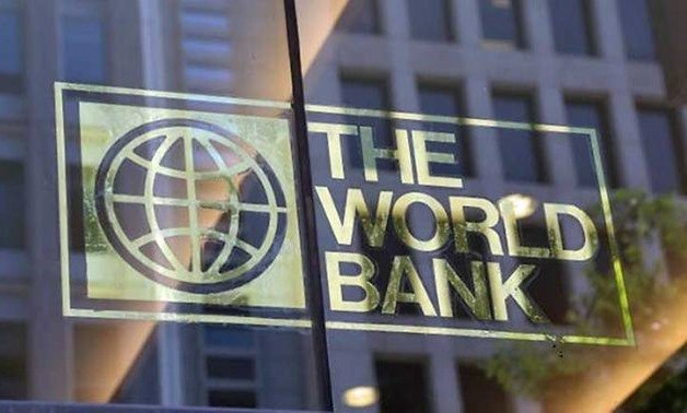 The logo of the World Bank. PHOTO: AFP