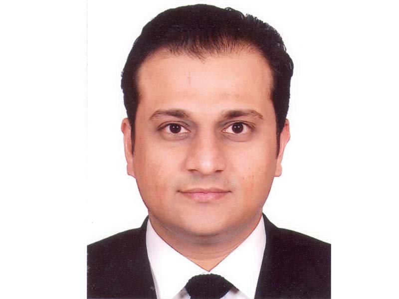 Sindh Information Adviser Barrister Murtaza Wahab. PHOTO: FILE