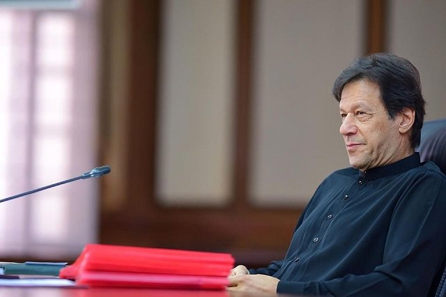 Prime Minister Imran Khan. PHOTO: INSTAGRAM/@imrankhan.pti