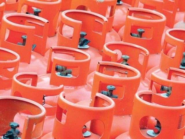 Allege police have arrested people doing LPG business. PHOTO: FILE