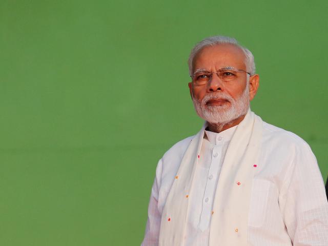 A file photo of Indian Prime Minister Narendra Modi. PHOTO: REUTERS