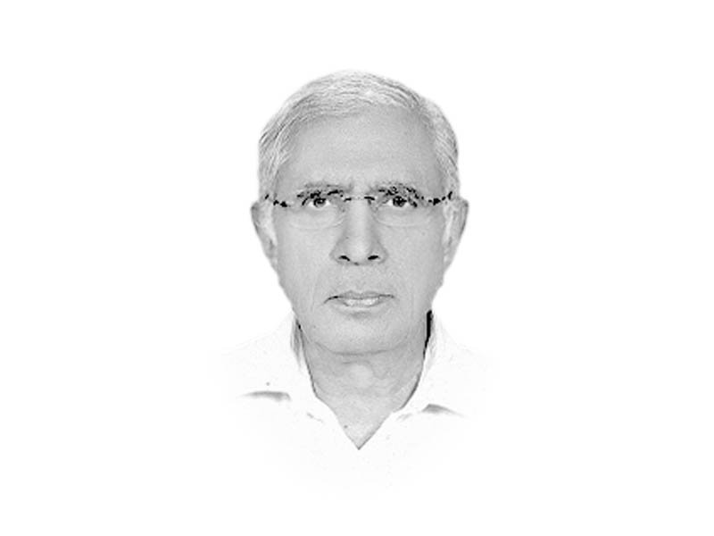 The writer served as Executive Editor of The Express Tribune from 2009 to 2014