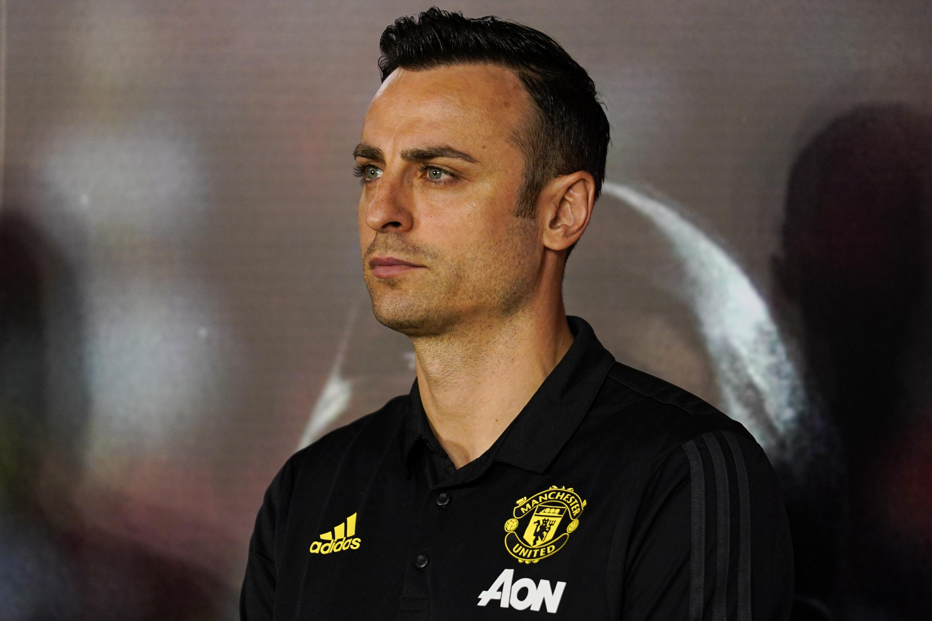 Bulgarian spent four seasons at Old Trafford and winning two Premier League titles. PHOTO: AFP
