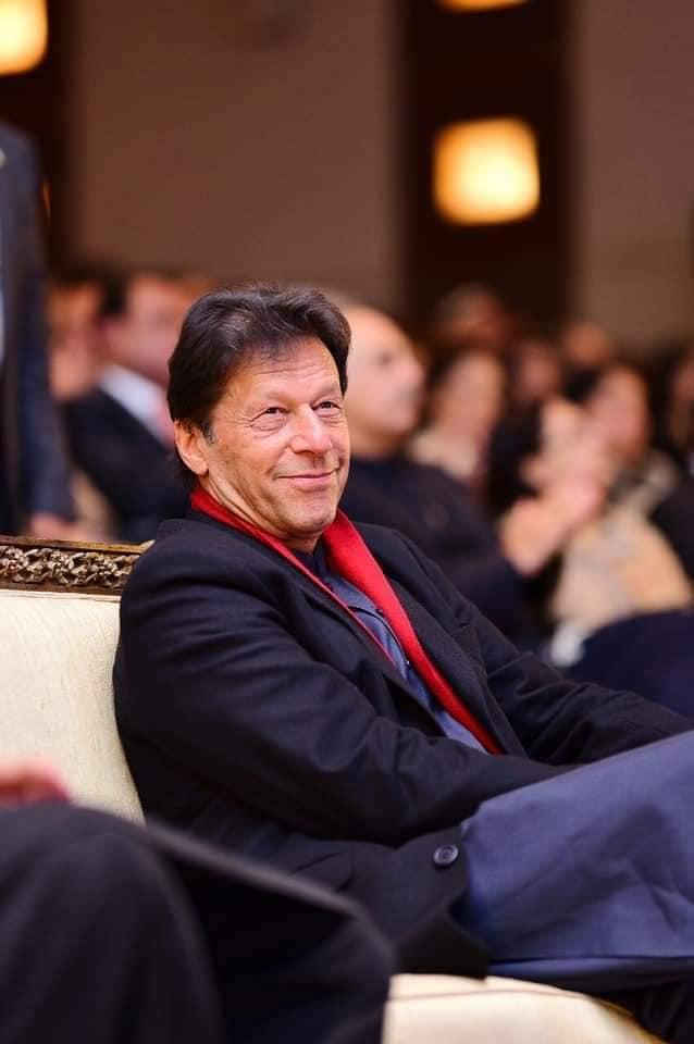 PM Imran Khan. PHOTO: PTI