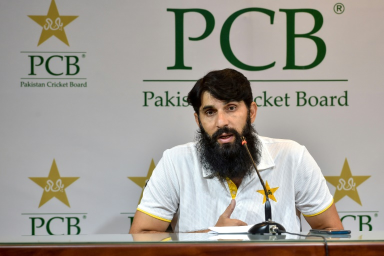 Misbah's appointment on the dual role of head coach and chief selector gives him the power to run the show alone, which means he will be answerable for more stuff than any other head coach or chief selector has been. PHOTO: AFP