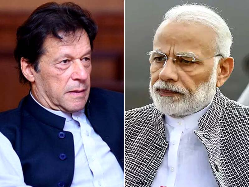 Modi exchanged pleasantries with Imran at the leaders' lounge at the summit venue, reveal Indian sources