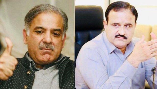 Shehbaz Sharif / Usman Buzdar (Photo: Express)