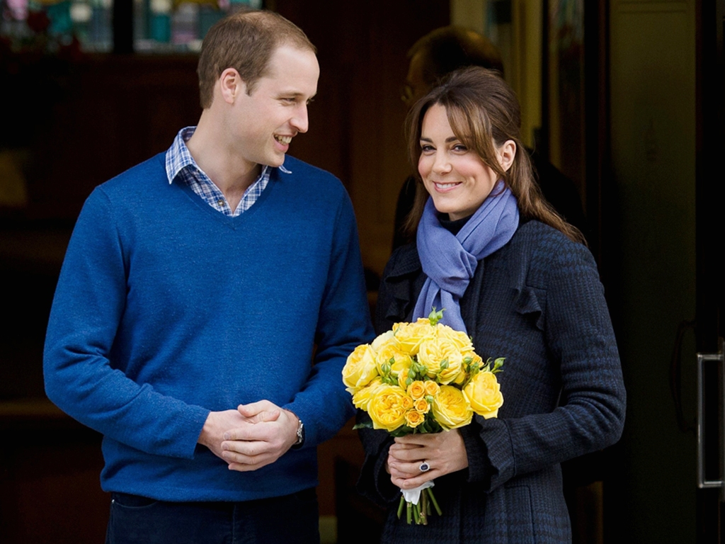 Duke and Duchess of Cambridge Prince William and Kate Middleton. PHOTO: FILE