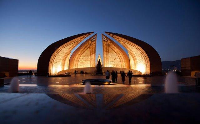 Pakistan Monument Museum. PHOTO: Reuters