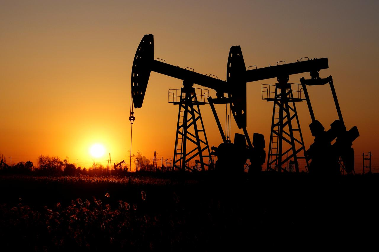 Fall comes after oil market posted gains for three consecutive sessions. PHOTO: REUTERS