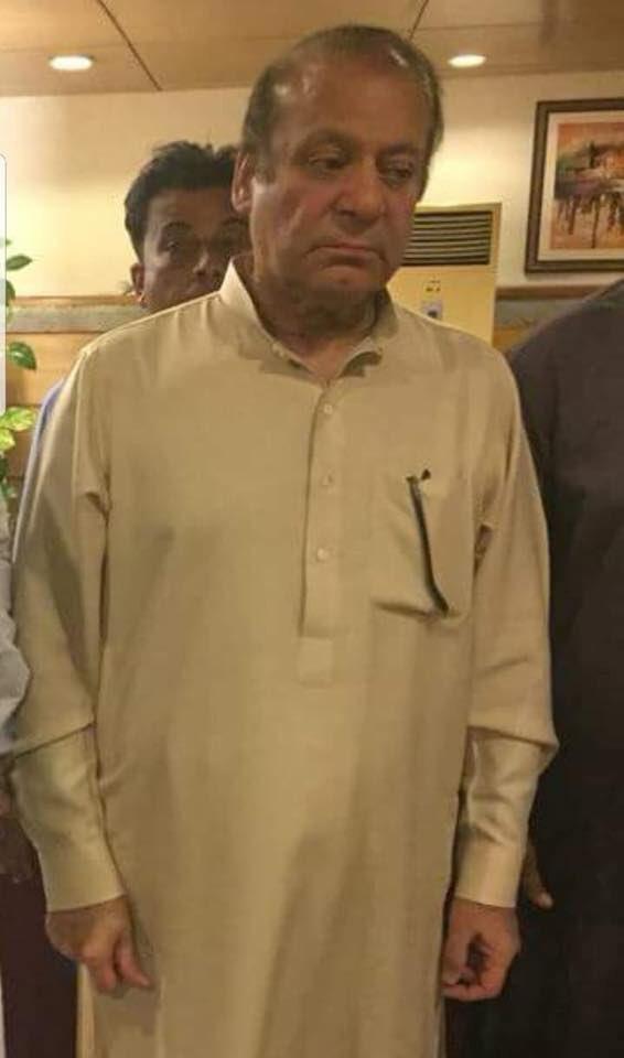 Nawaz Sharif. PHOTO: PML-N/File