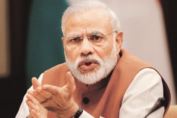 A  file photo of Narendra Modi. PHOTO: REUTERS