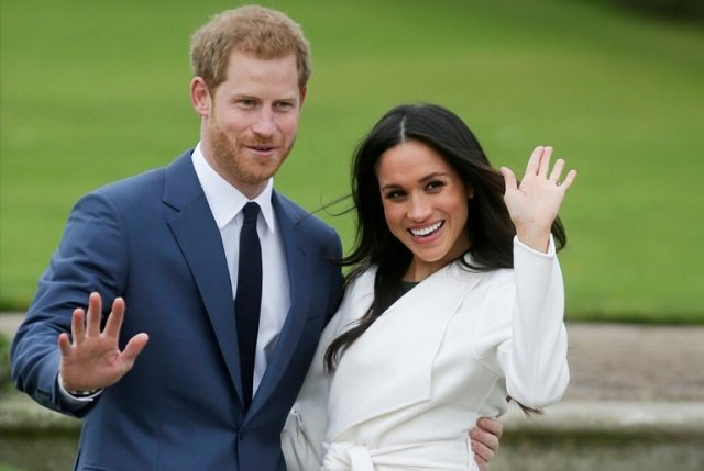 Duke and Duchess of Sussex announced last week that they were stepping back as senior royals. PHOTO: AFP/FILE