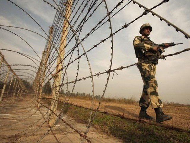 Indian border security force deliberately targeted civilian population along LoC, says ISPR. PHOTO: FILE