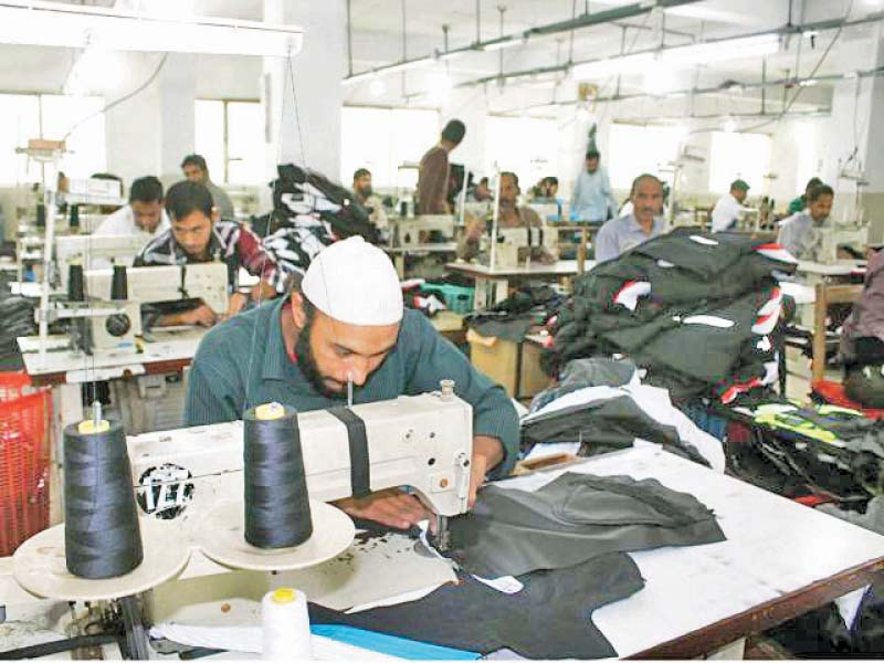 Ismail said businesses in textile export sector diversified by introducing health-related merchandise. PHOTO: FILE