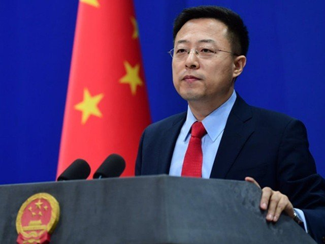 China asks India not to misjudge current situation