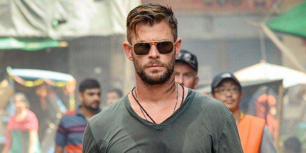 Chris Hemsworth Praises Nigerian Film Makers For Recreating Extraction Trailer The Express Tribune