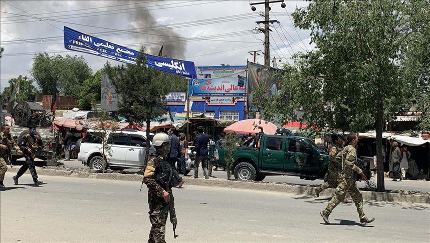 Civilians killed in rocket attack on Afghanistan cattle market