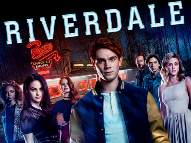 While the comics and past animated TV shows were more about innocent shenanigans, Riverdale puts the gang in a situation unlike any before. PHOTO: IMDb.
