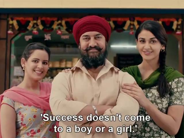 Whether it is India or Pakistan, Star Plus or Geo, the message in this commercial is applicable to all of the sub-continent. PHOTO: SCREENSHOT.
