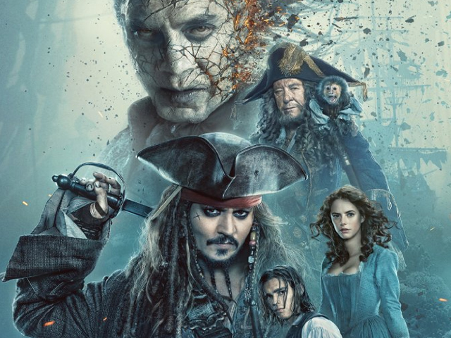 When Pirates of the Caribbean: The Curse of the Black Pearl hit the screens 14 years ago it went on to become a trendsetter among early 2000's film franchises. PHOTO: IMBb