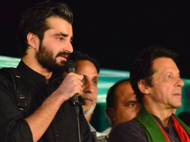 As a public figure, Hamza Abbasi needs to realise that everything that he says and does can be held against him. PHOTO: HAMZA ALI ABBASI FACEBOOK PAGE