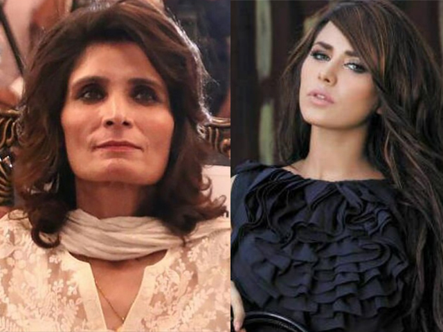 Abbas, in her article, makes her first reference to Ayyan at the very outset, where she talks about Ayyan's high black boots and a luxury plane in which she presumes Ayyan fled the country.