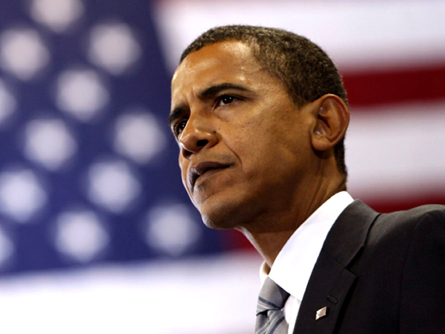 Obama spoke in front of an audience of young people at the University of Chicago where he had taught law for years before entering into politics. PHOTO: REUTERS