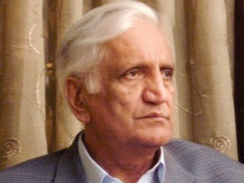 Bilour, a vocal critic of the Taliban, was 69 and had survived at least two assassination attempts and other acts of reprisal. PHOTO: FILE