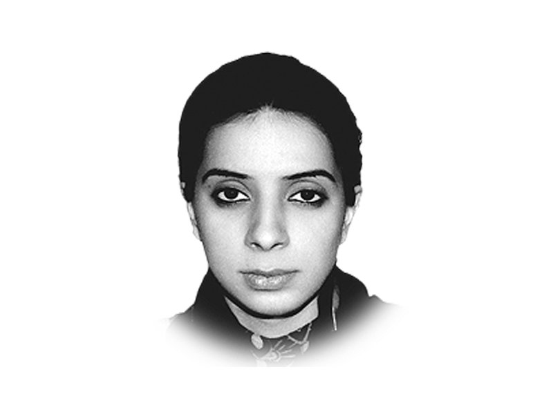 The writer is a lawyer and a researcher in a think tank based in Lahore and holds a law degree from the University of London
