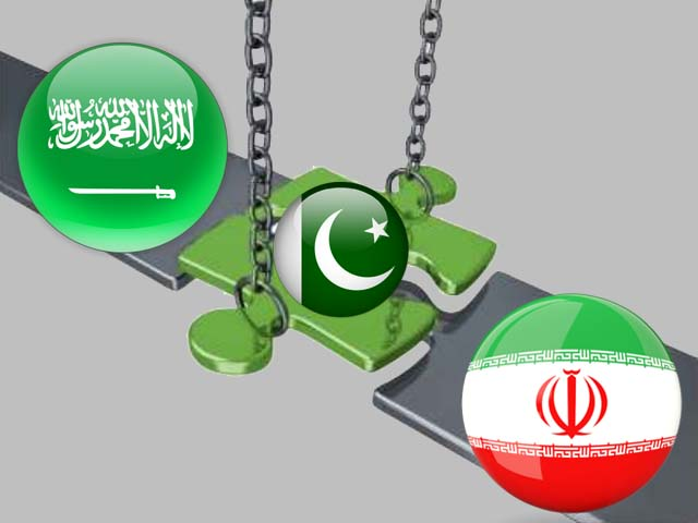 If Pakistan really wants to play a leading role in the Muslim world, then it should aim to assert its military hegemony by preventing the Iranian and Saudi Arabian militaries from fighting each other.
