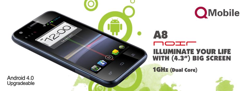 You can now buy a branded Android smartphone for as low as Rs6,500, complete with a warranty, thanks to QMobile.