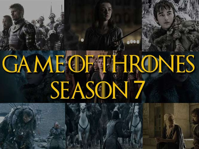 Arya Stark (Maisie Williams), who killed Lord Frey in the season six finale, will continue on her road to vengeance. PHOTO: PINTEREST