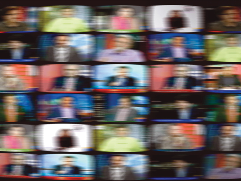 Four channels have just hit the airwaves in Pakistan and 10 more are in the offing — how much more can the viewer take?