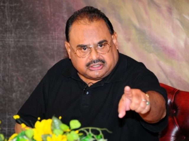 Hussain also brought up the issue of ballot papers not reaching the polling stations on time, hindering the polling process. PHOTO: MQM/FILE