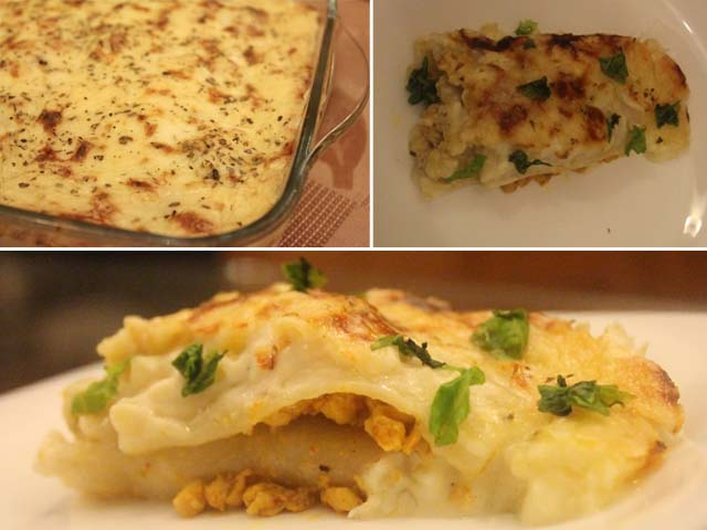 Technically, lasagne did not originate from Italy as its origin can be traced way back to ancient Greece. PHOTO: ARHAMA SIDDIQA